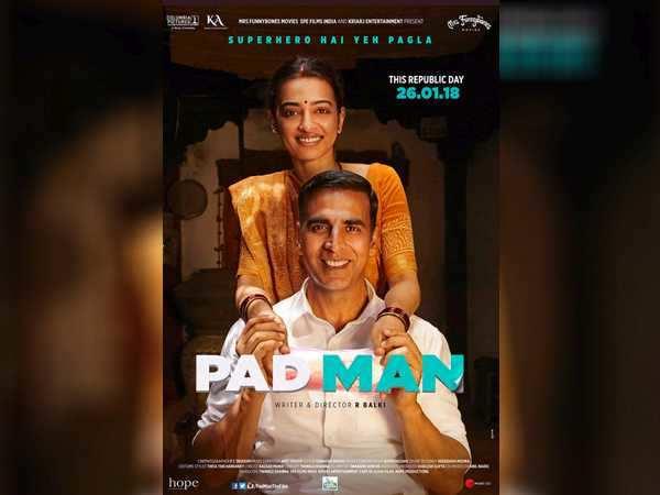 Padman's new poster: Akshay Kumar, Radhika Apte impress with their looks