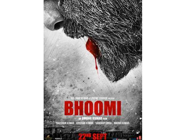 Sanjay Dutt's Bhoomi first look will get you curious