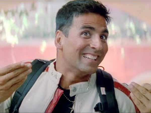 Akshay Kumar says his dream role would be to play a psycho