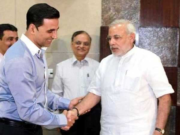 I would love to keep a screening for PM Narendra Modi - Akshay Kumar