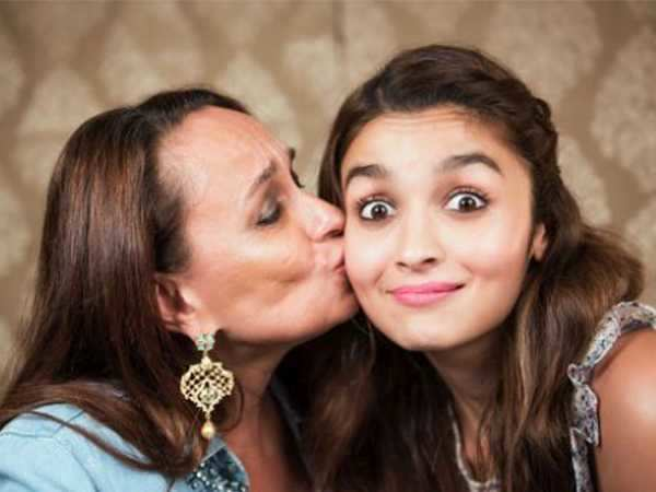 """Alia Bhatt's mom Soni Razdan says, """"We are all proud of what she has done for herself"""""""