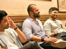 Allu Arjun meets the team of Golmaal Again!