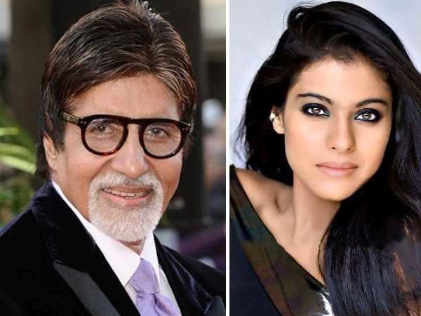 Kajol has the best things to say about Amitabh Bachchan