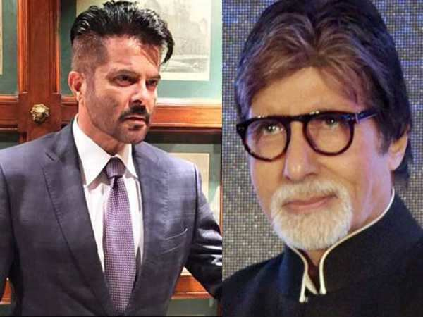 Anil Kapoor opens up about the advice given to him by Amitabh Bachchan