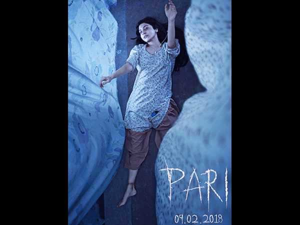 """I'm excited to take up a genre like this"" – says Anushka Sharma about her upcoming film Pari"