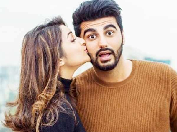 """Parineeti saw me at my most vulnerable time."" - says Arjun Kapoor for Parineeti Chopra"
