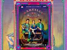 Bareilly Ki Barfi second poster out! Ayushmann Khurrana, Rajkummar Rao and Kriti Sanon are up for a fun ride!