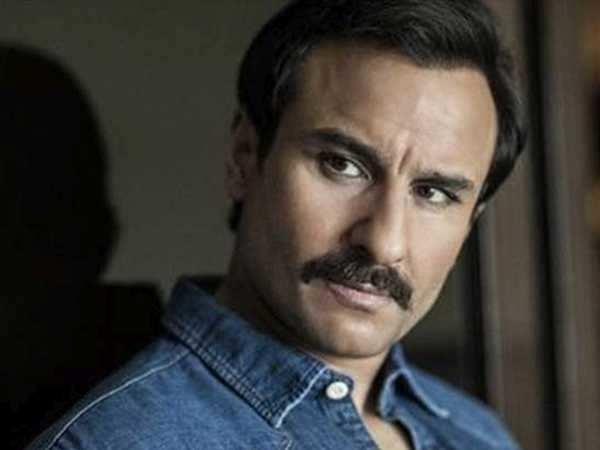 Saif Ali Khan to star in Netflix's web series titled Sacred Games