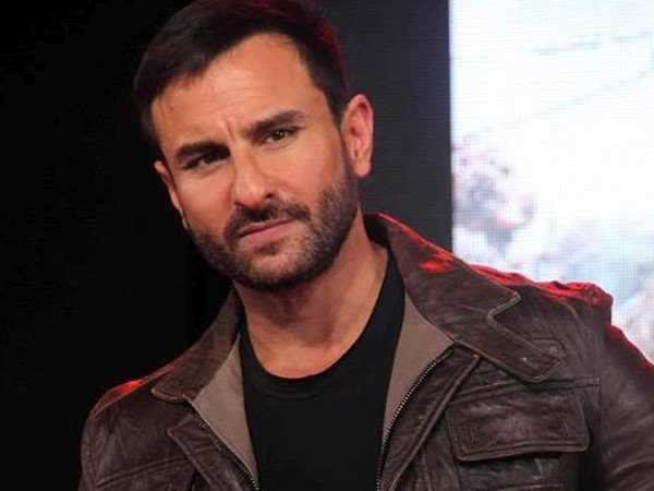 """Saif Ali Khan on his web series Sacred Games – """"I am excited about the quality and content of our show"""""""
