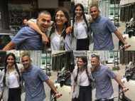 Sonam Kapoor rings in boyfriend Anand Ahuja's birthday in the best way ever