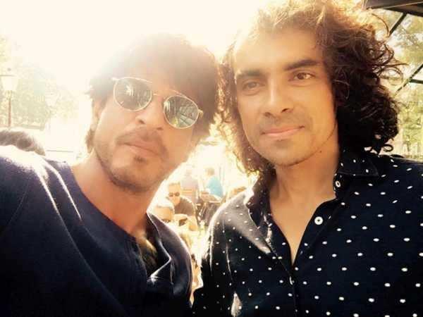 Shah Rukh Khan opens up about Imtiaz Ali's weird food choices