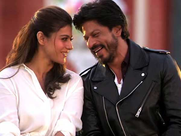 "Kajol on Shah Rukh Khan being the king of romance – ""It takes someone as special as him to be able to sell that"""