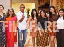 Lipstick Under My Burkha starcast promote the film in Delhi