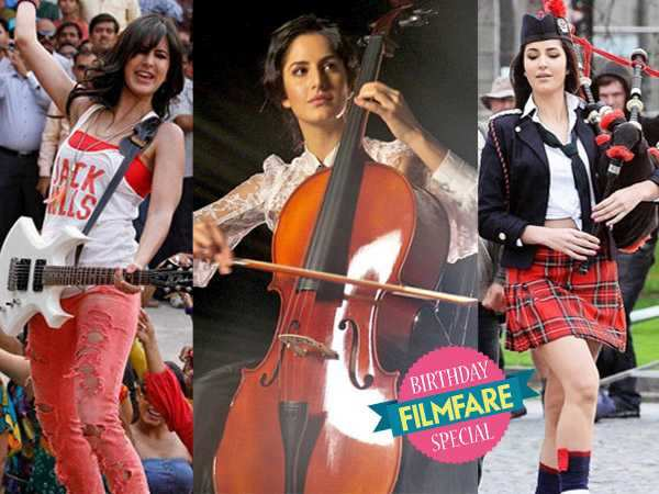 Birthday Special: We have proof that Katrina Kaif is heavily into music