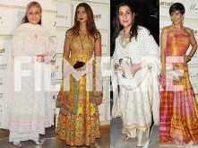 Amrita Singh, Jaya Bachchan, Shweta Bachchan Nanda and Mandira Bedi dazzle in Delhi
