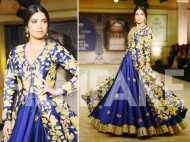Bhumi Pednekar rocks the ramp at India Couture Week