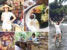 Exclusive! Sayani Gupta shares pictures from her her recent Holiday