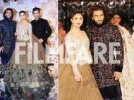 Alia Bhatt and Ranveer Singh look dreamy as showstoppers for Manish Malhotra's ICW show