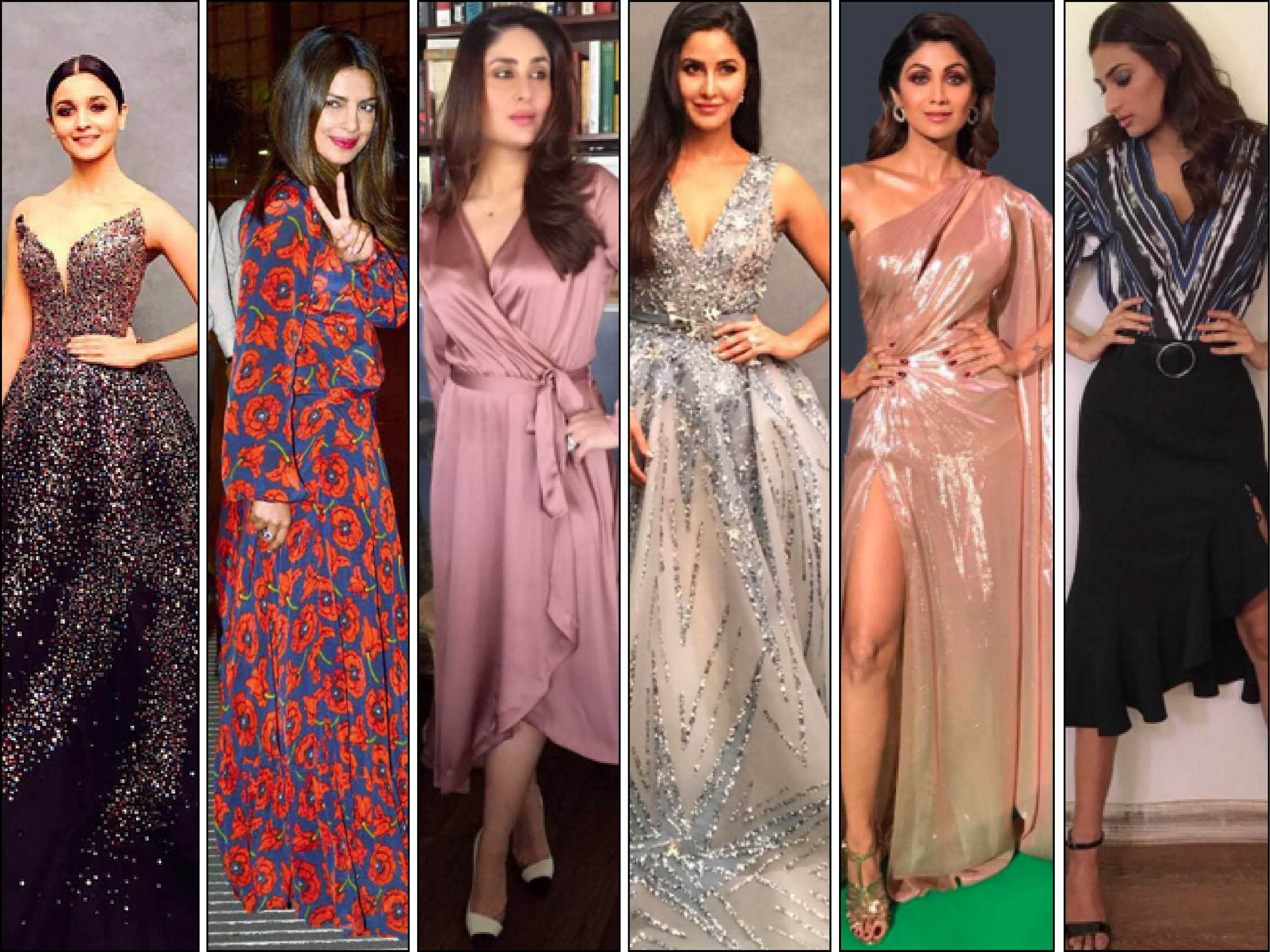 Best-dressed divas from the week gone by