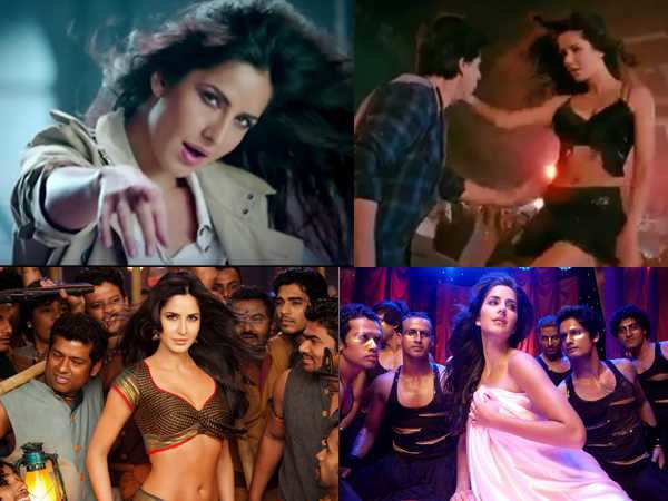 Birthday Special: Katrina Kaif's top 10 hottest songs