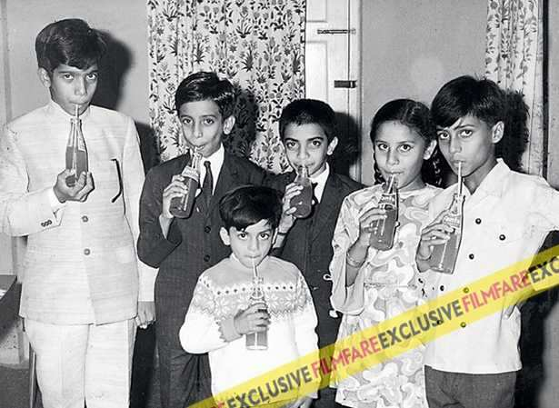 Shah Rukh Khan's rare and candid pictures
