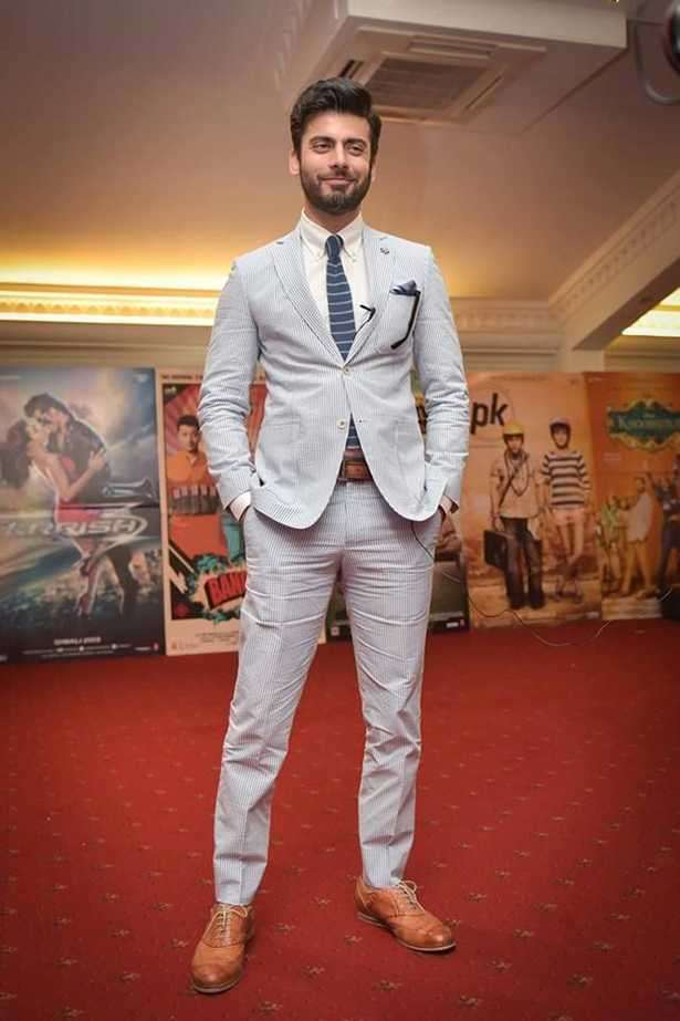 Birthday Special 7 Times Fawad Khan Ruled The Red Carpet