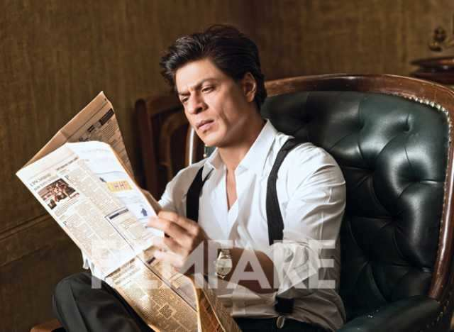 Editor Jitesh Pillaai talks about the Shah Rukh Khan he knows...