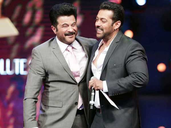 Anil Kapoor to join Salman Khan in Race 3?