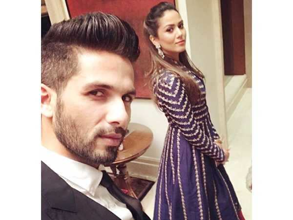 Shahid Kapoor finally shows his new look in this Instagram picture