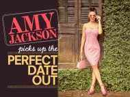 Amy Jackson helps pick a perfect outfit for a date night
