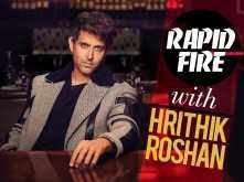 Fiery Rapid Fire with Hrithik Roshan