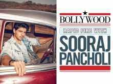 Bollywood rapid fire with Sooraj Pancholi