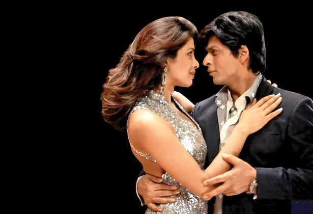 Presenting Shah Rukh Khan's rate-o-meter with his heroines