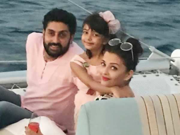 Daddy Abhishek Bachchan has the sweetest birthday wish for daughter Aaradhya