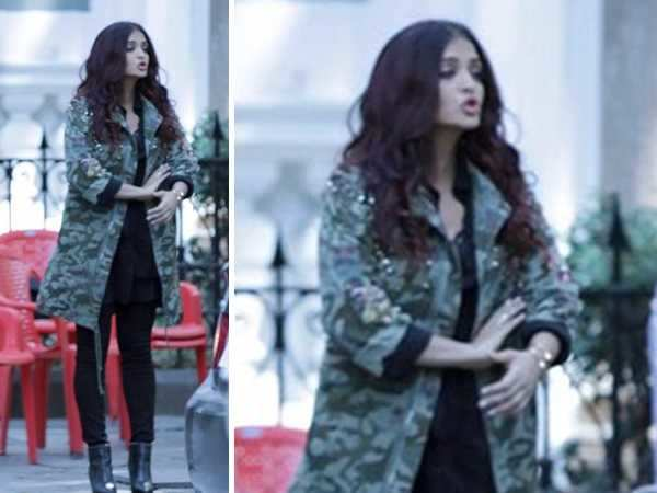 First Look! Aishwarya Rai Bachchan looks breathtaking beautiful in Fanney Khan