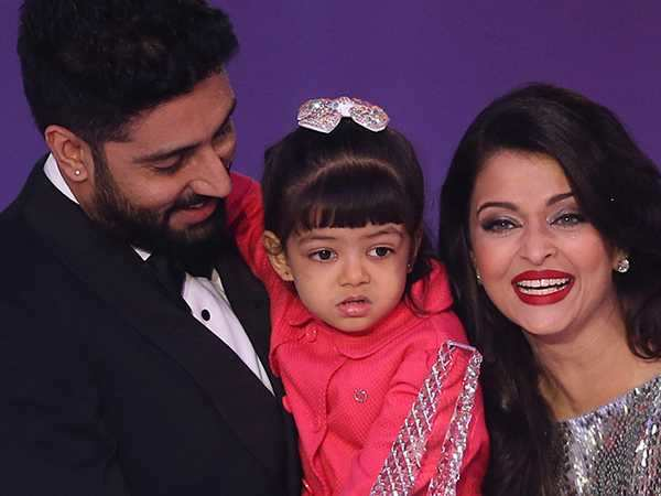 Here's how Abhishek Bachchan and Aishwarya Rai Bachchan will be ringing in Aaradhya's sixth birthday