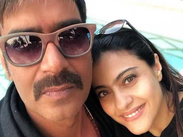 Kajol and Ajay Devgn's selfie captions are so CUTE