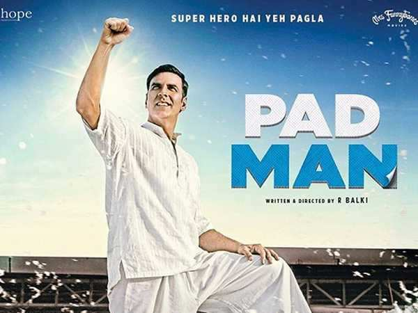 New poster of Akshay Kumar and Sonam Kapoor starrer PadMan is out