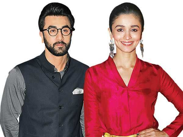 Ranbir Kapoor and Alia Bhatt bond over Brahmastra