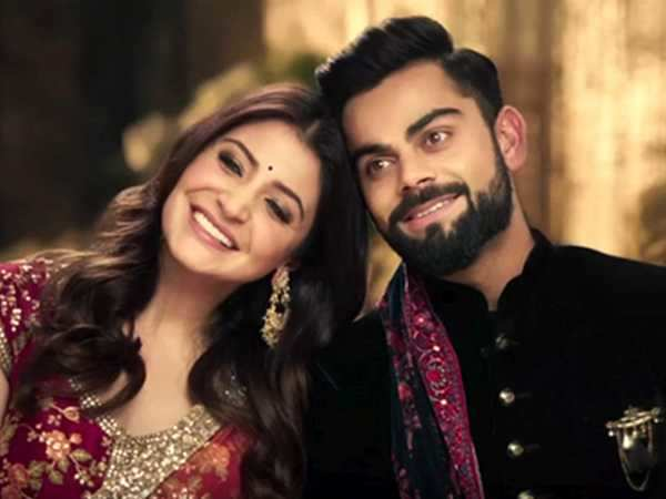 So cute! Virat Kohli's new Instagram DP with Anushka Sharma will make you go aww!