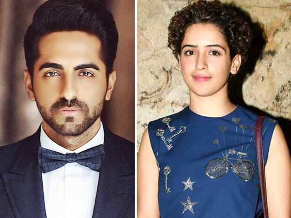 Ayushmann Khurrana and Sanya Malhotra to come together for their next?