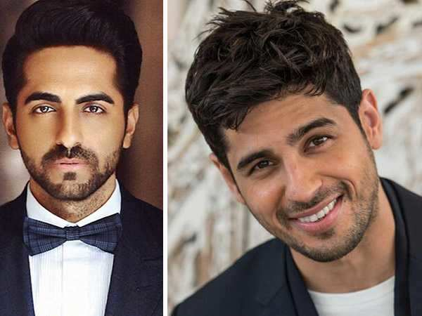 Ayushmann Khurrana replaces Sidharth Malhotra in his next