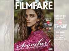 Deepika Padukone sizzles on Filmfare's latest cover