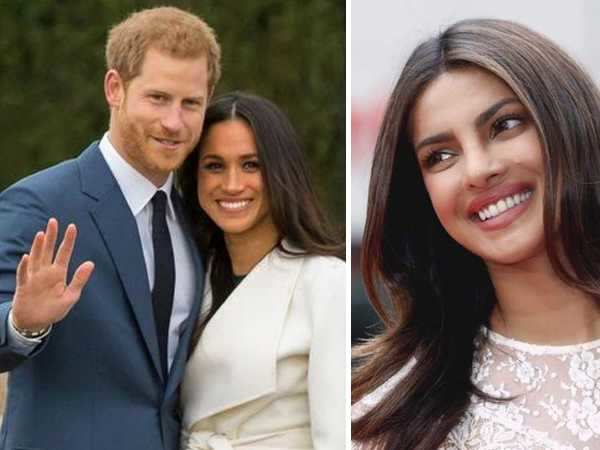 Priyanka Chopra to be a bridesmaid at Prince Harry and Meghan Markle's royal wedding?