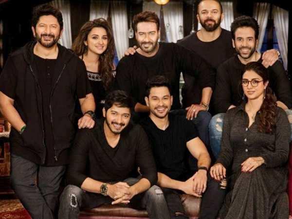 Golmaal Again Is A Big Blockbuster Filmfare Com