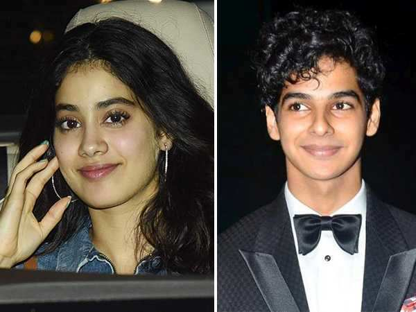 Jhanvi Kapoor – Ishaan Khatter's Sairat remake to go on floors this December