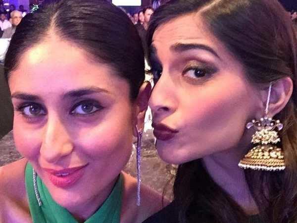 """It's On My To-Do List"" – Sonam Kapoor on making Kareena Kapoor Khan Join Instagram"