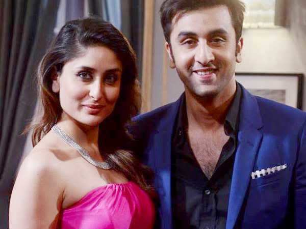"""""""It would be my honour to share a frame with him in my life"""" – Kareena Kapoor Khan on Ranbir Kapoor"""