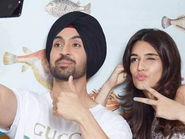 Woah! Diljit Dosanjh and Kriti Sanon to star in Arjun Patiala