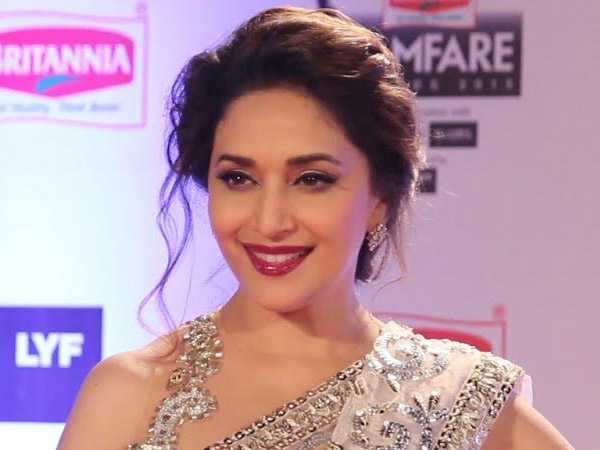 Exclusive! Madhuri Dixit Nene to soon produce a Bollywood film?